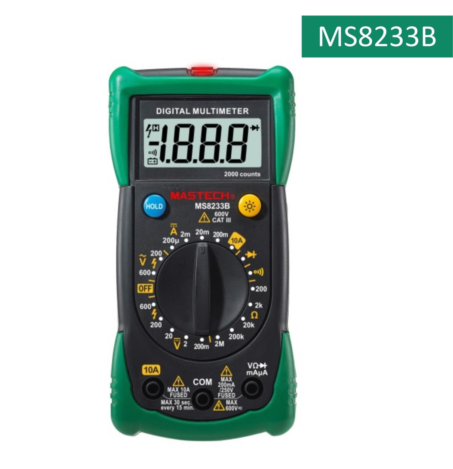 MS8233B