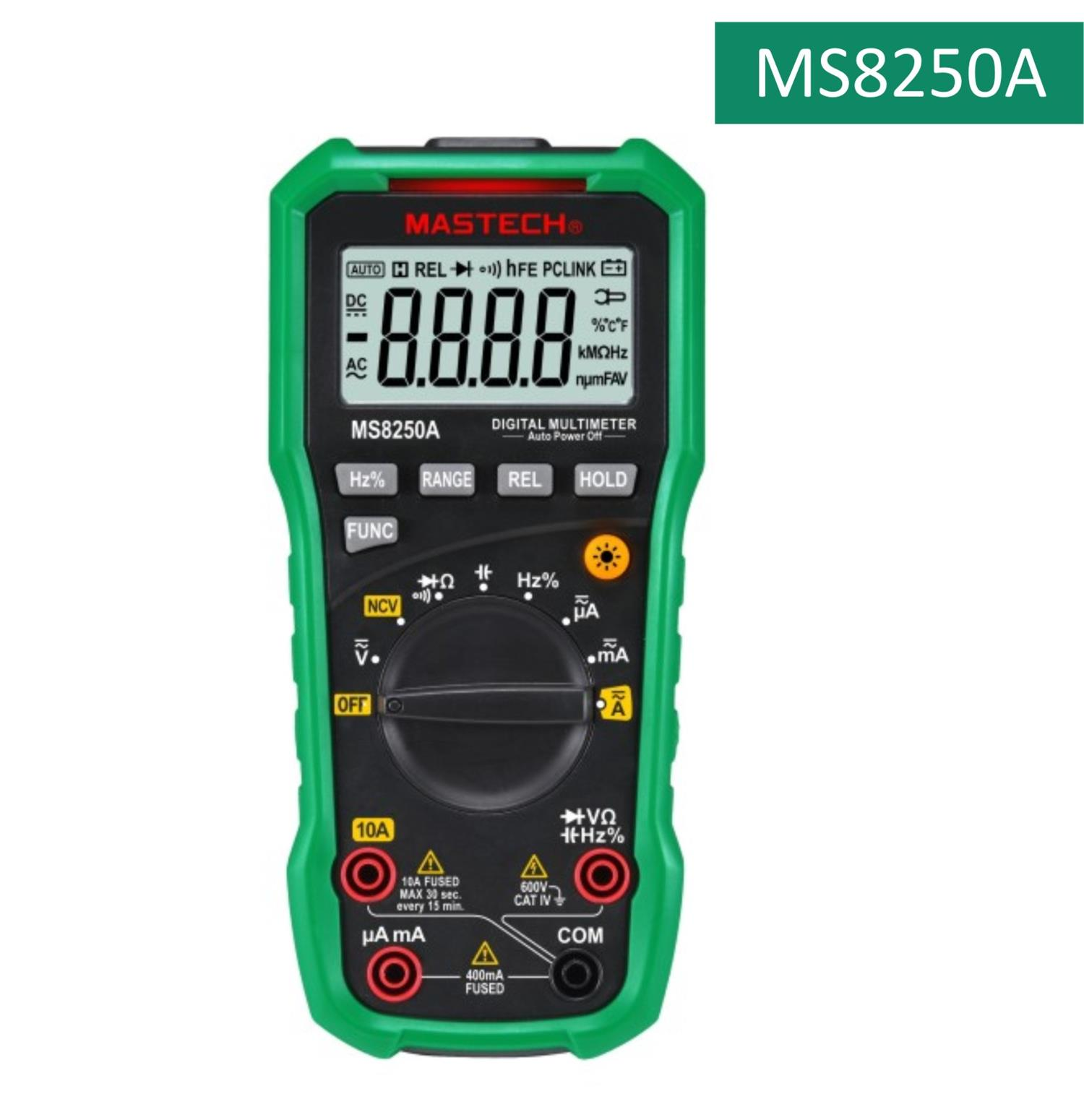MS 8250A
