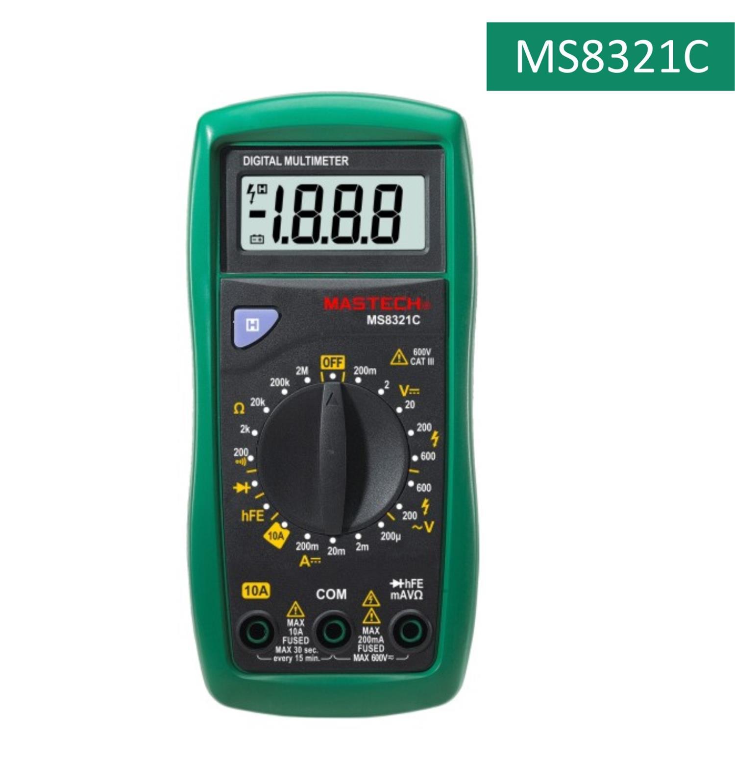 MS 8321C