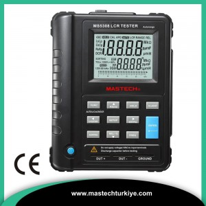 20000_Counts_Autoranging_Digital_LCR_Tester_With